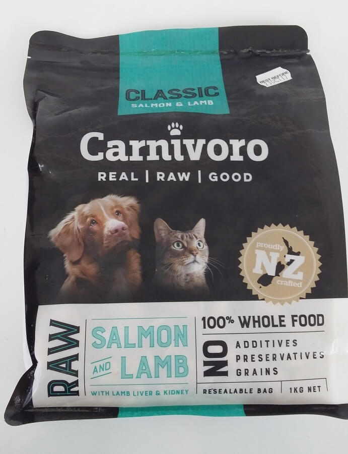Salmon & Lamb 1Kg