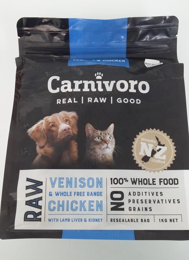 Venison & Free Range Chicken 1.2Kg