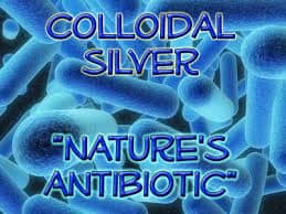 What is Colloidal Silver And Why Is It Good For My Pets?