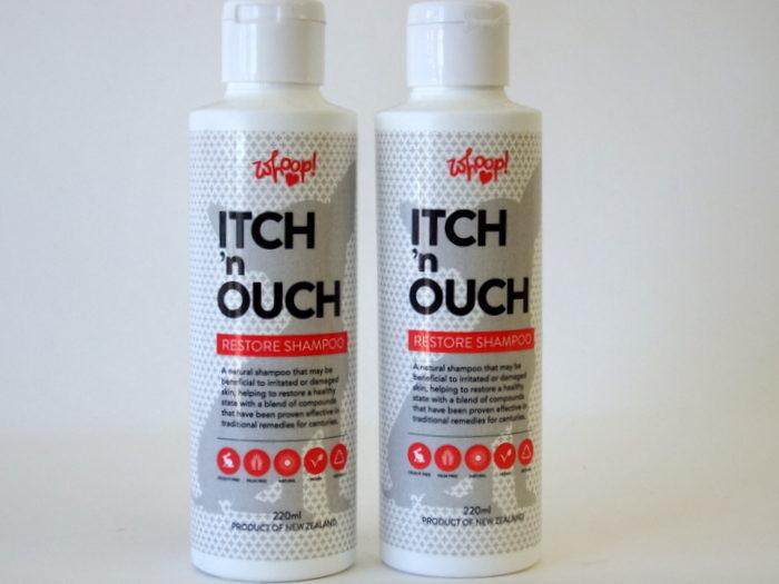 Itch n Ouch Shampoo
