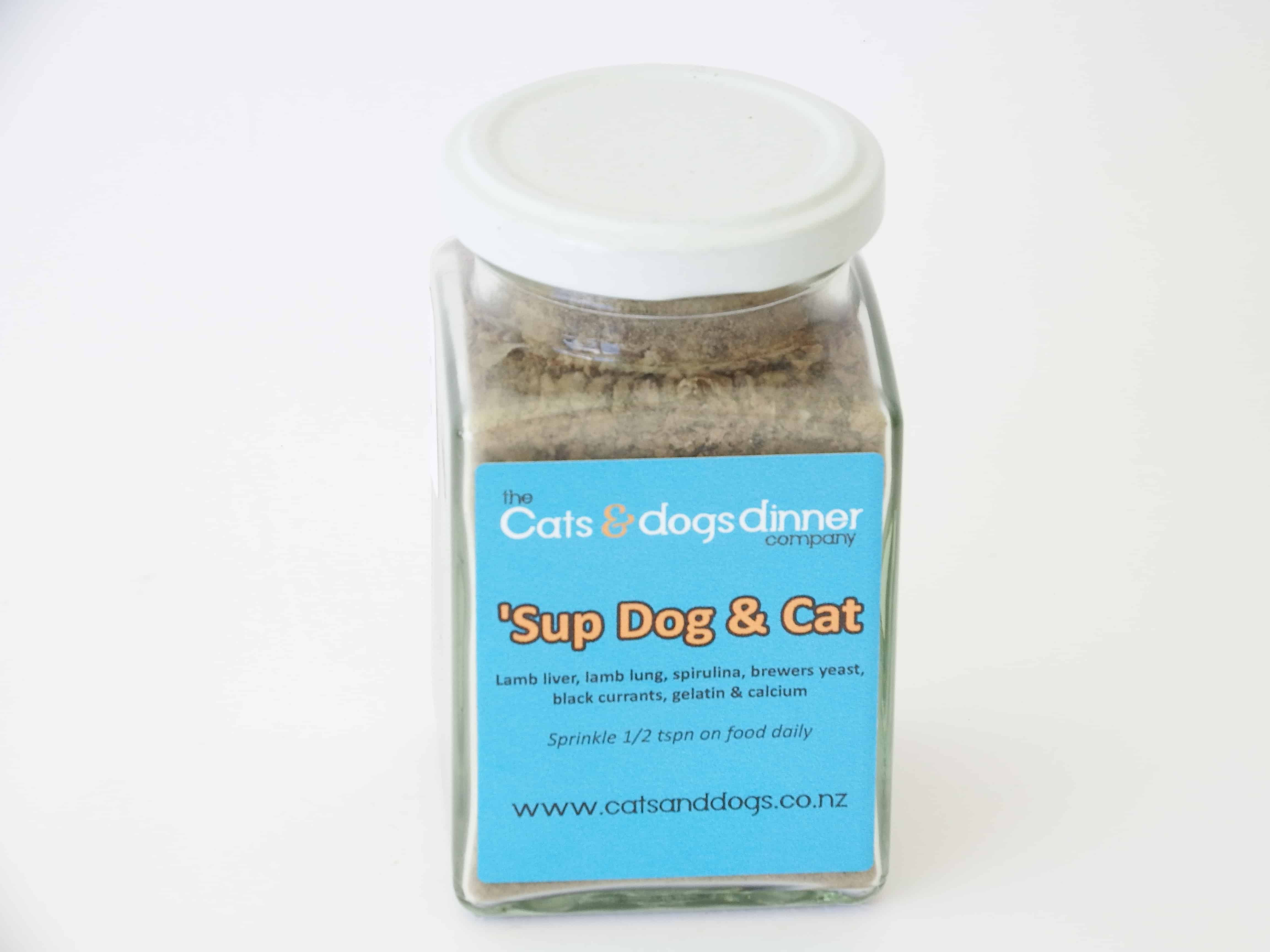 'Sup Dog & Cat Supplement