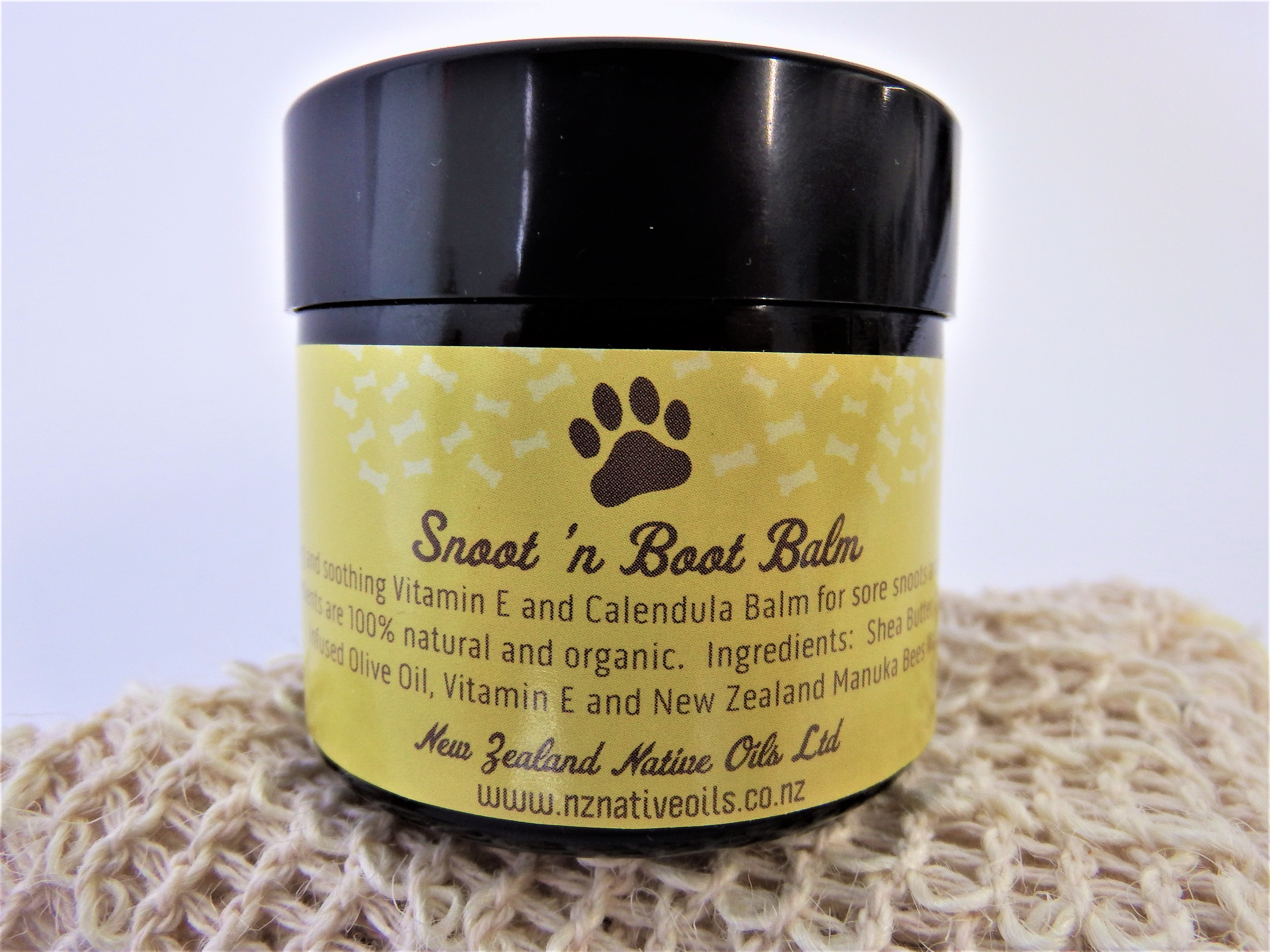 Snoot n boot balm